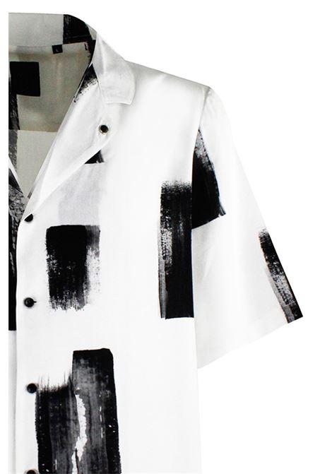 camicia BLACK CIRCUS | Camicia | CAU7007BIANCO