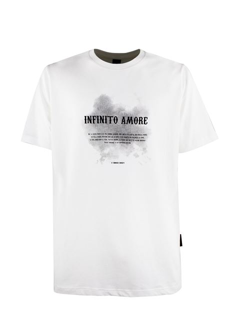 T-Shirt BLACK CIRCUS | T-shirt | TSU7072FBIANCO