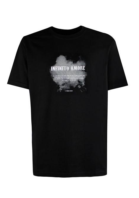 T-Shirt BLACK CIRCUS | T-shirt | TSU7072FNERO