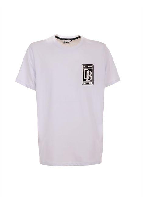 T-Shirt BUT NOT | T-shirt | U901-272BIANCO