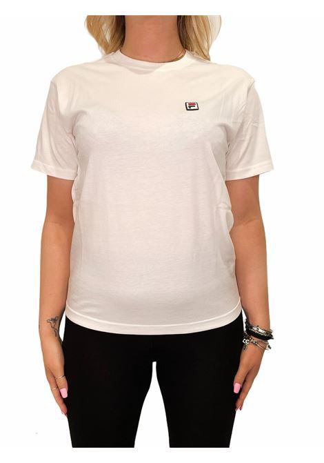 T-Shirt FILA | T-shirt | 682319BIANCO