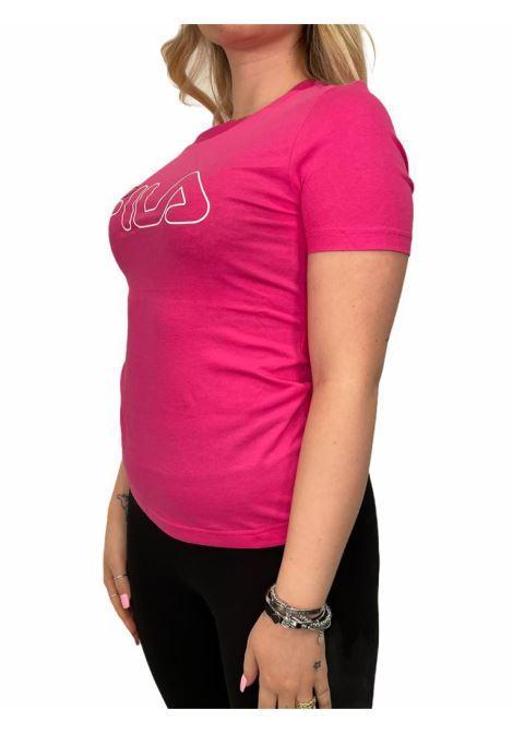 T-Shirt FILA | T-shirt | 683179FUXIA
