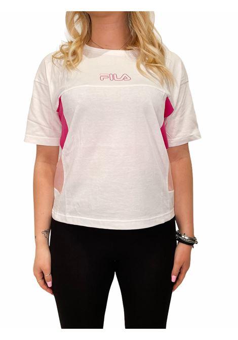 T-Shirt FILA | T-shirt | 683293BIANCO