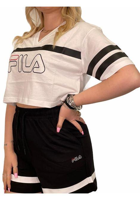 T-Shirt FILA | T-shirt | 683297BIANCO