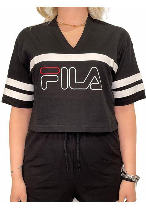 T-Shirt FILA | T-shirt | 683297NERO