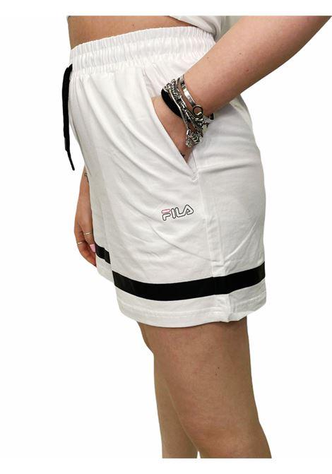 Shorts FILA | Shorts | 683298BIANCO