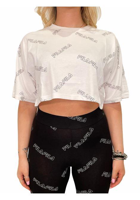 T-Shirt FILA | T-shirt | 683304BIANCO