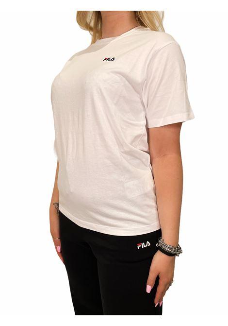 T-Shirt FILA | T-shirt | 687479BIANCO