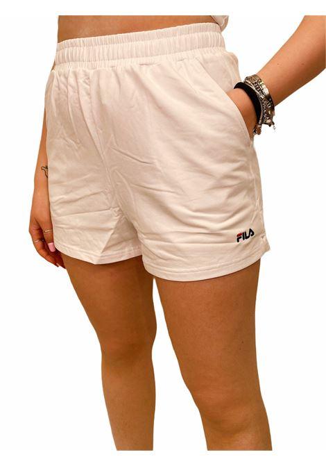 Shorts FILA | Shorts | 688431BIANCO