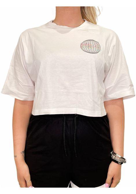 T-Shirt FILA | T-shirt | 688484BIANCO