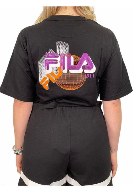 T-Shirt FILA | T-shirt | 688484NERO