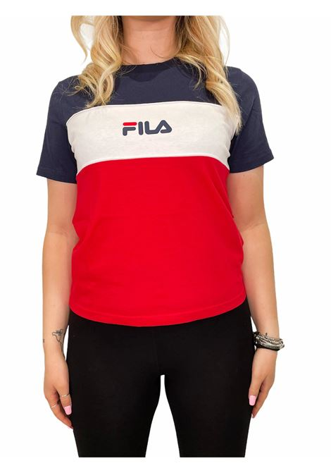 T-Shirt FILA | T-shirt | 688488ROSSO