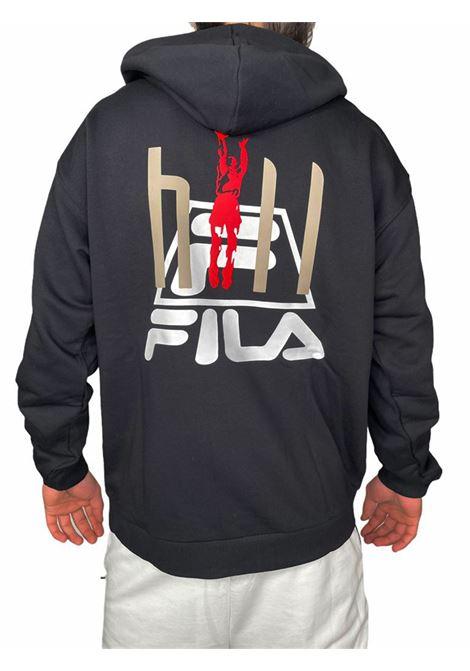 Felpa FILA | Felpa | 688505NERO