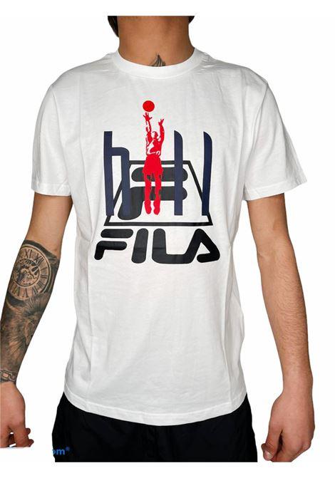 T-Shirt FILA | T-shirt | 688509BIANCO