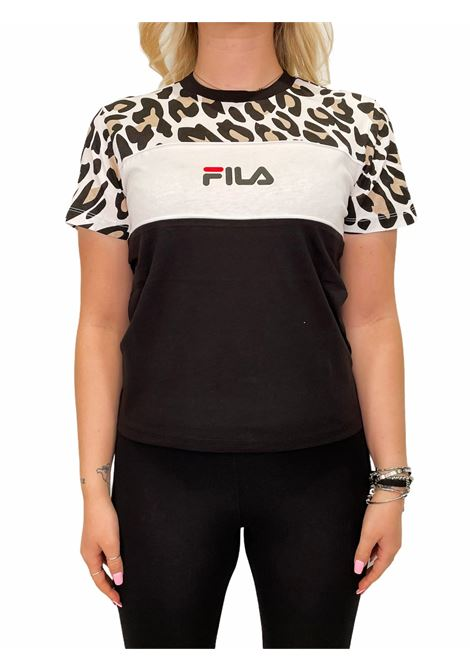 T-Shirt FILA | T-shirt | 688789NERO