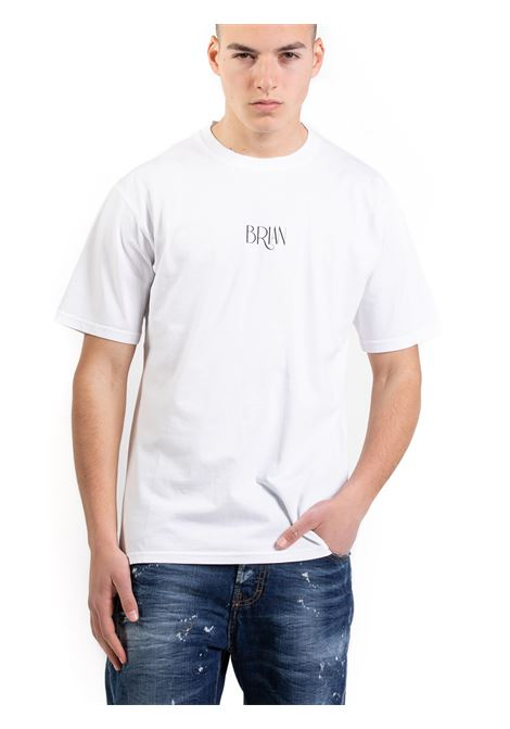 t-shirt I'M BRIAN | T-shirt | TS1693BIANCO