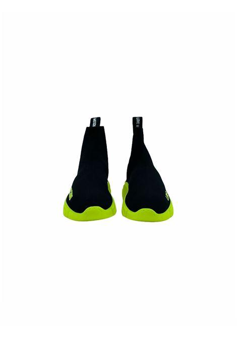 Sneakers LOVE MOSCHINO | Scarpe | JA15343GOCIZ500AGIALLO