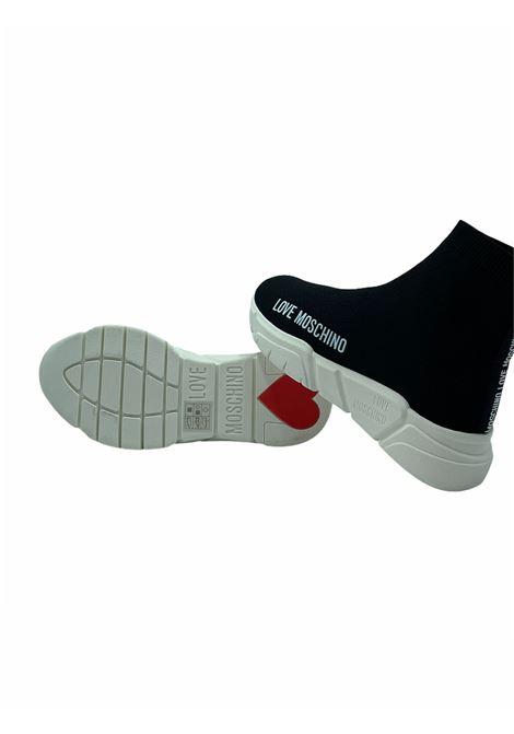Sneakers LOVE MOSCHINO | Scarpe | JA153443G0CIZ4000BIANCO