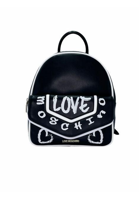 Zaino LOVE MOSCHINO | Zaino | JC4222PP0CKC100ANERO