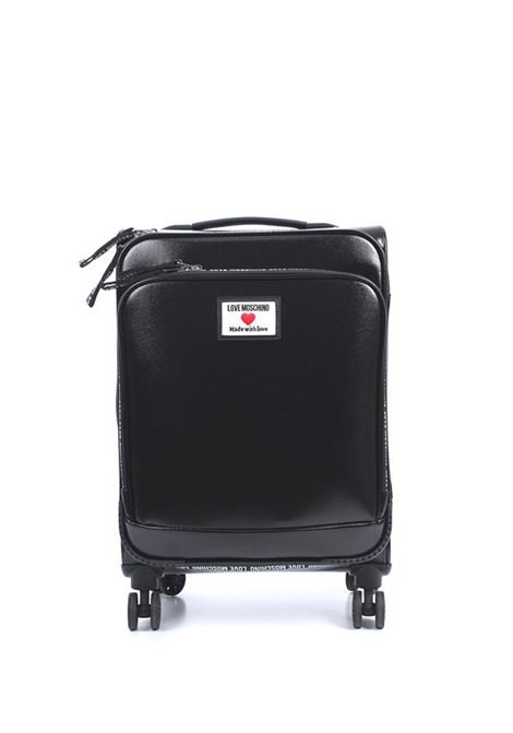 Trolley LOVE MOSCHINO | Trolley | JC5100PP1CLC100ANERO
