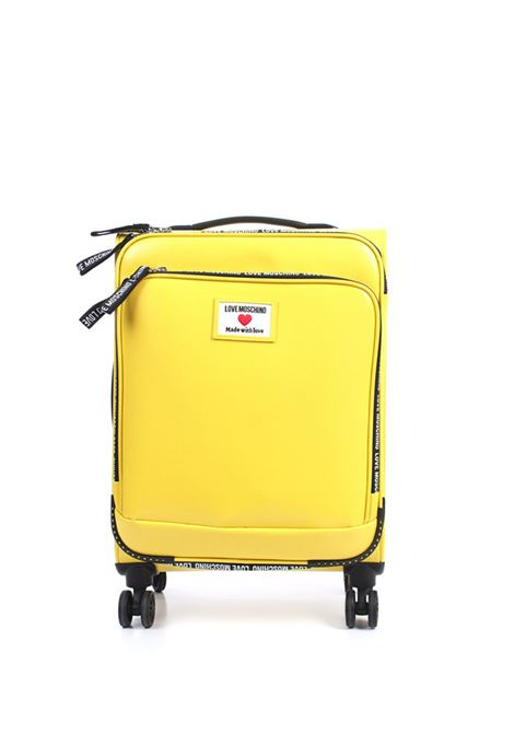 Trolley LOVE MOSCHINO | Trolley | JC5100PP1CLC140AGIALLO