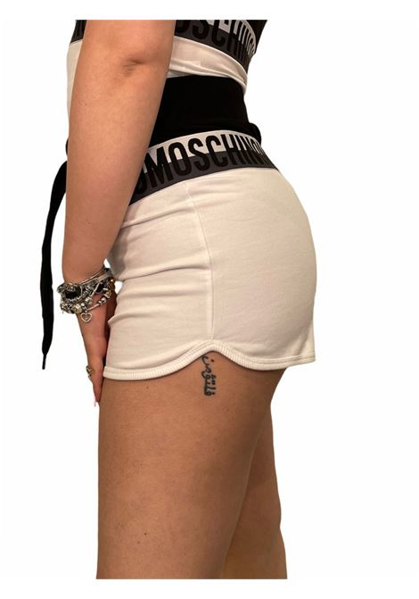 Shorts MOSCHINO | Shorts | ZUA431390201555BIANCO