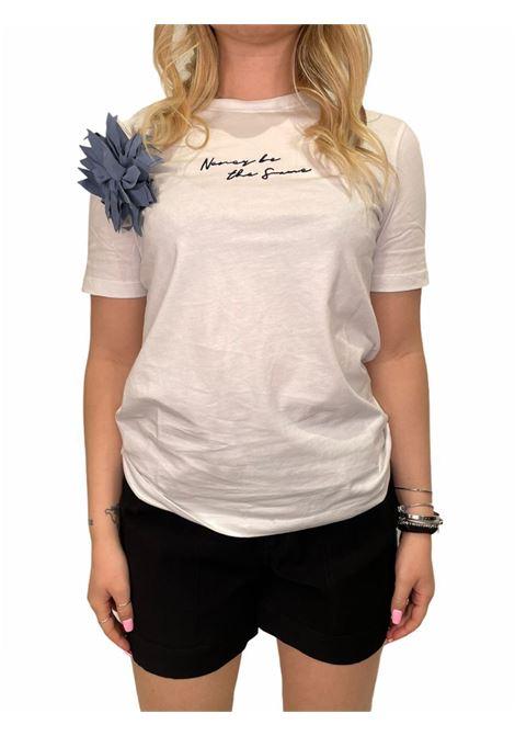 T-Shirt NBTS | T-shirt | NB21085BIANCO