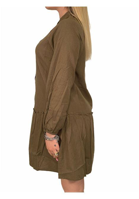 Dress PIECES | Dress | 17112608VERDE
