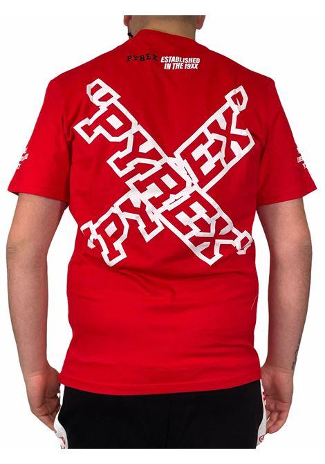 T-Shirt PYREX | T-shirt | EPB42115ROSSO