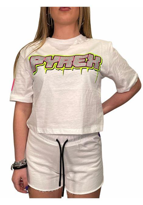 T-Shirt PYREX | T-shirt | EPB42190BIANCO
