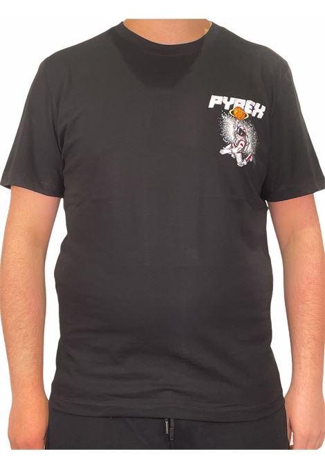 T-Shirt PYREX | T-shirt | EPC42439NERO
