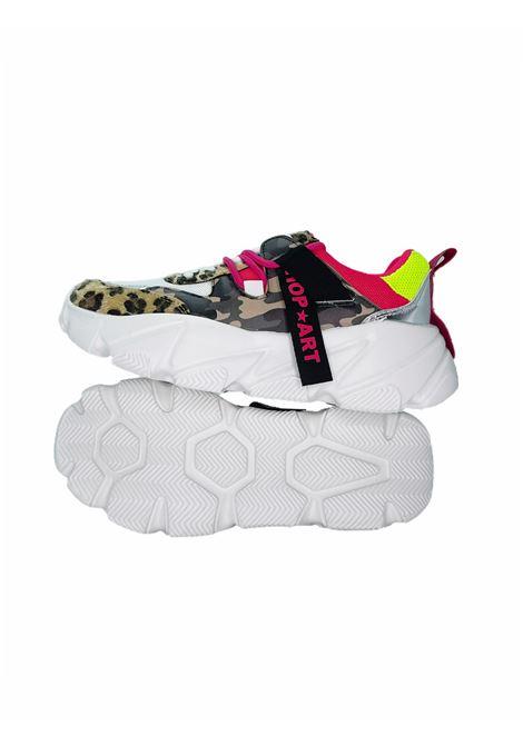 scarpe SHOP ART | Scarpe | SA050146BIANCO