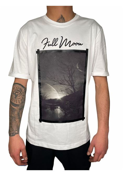T-Shirt STAY STREET | T-shirt | T318BIANCO