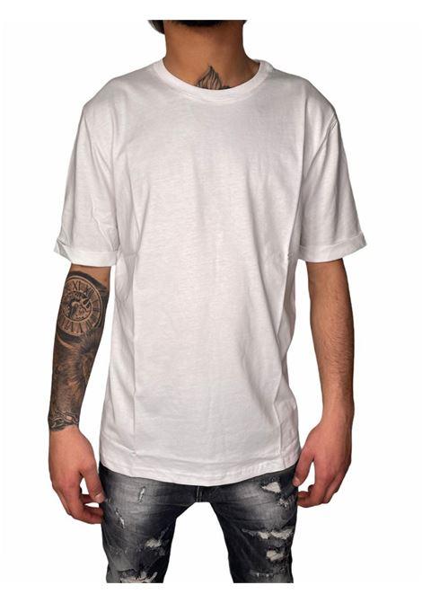 T-Shirt STAY STREET | T-shirt | T324BIANCO