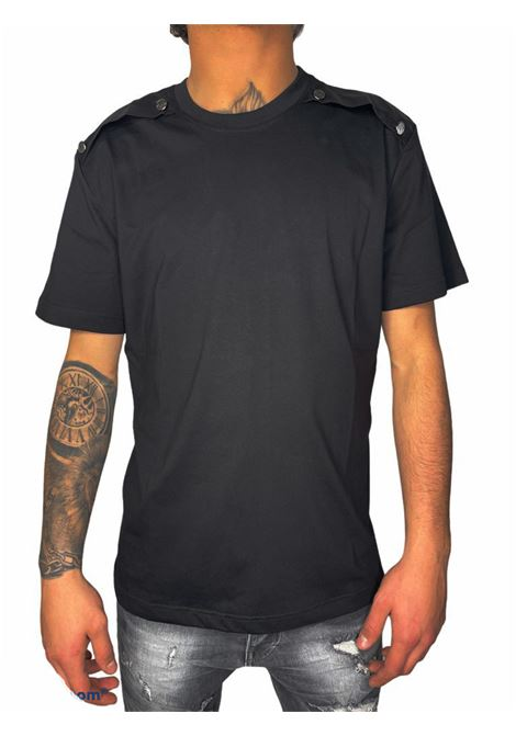 T-Shirt STAY STREET | T-shirt | T405NERO