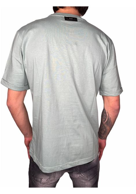 T-Shirt STAY STREET | T-shirt | T900VERDE TIFFANY