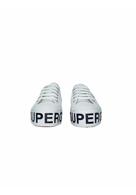 Scarpa SUPERGA | Scarpe | S7117DWBIANCO