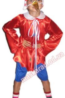 """Детский карнавальный костюм """"Буратино"""""""