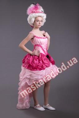 Рококо розовое