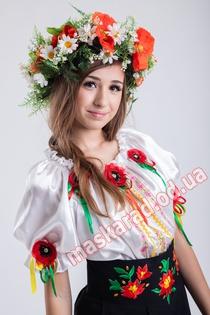 Украинский костюм( подростковый)