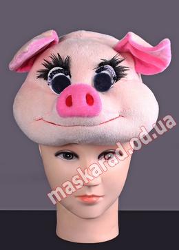"Шапка ""Свинка"""