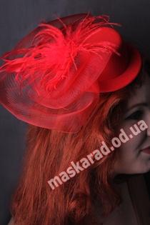 "Красная шляпка ""Таблетка"""