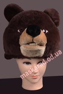 """Шапка """"Медведь 1"""""""