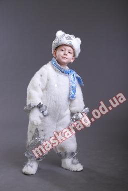 Белый Мишутка