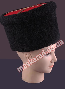Грузинская шапка
