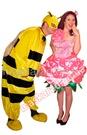 Пчела и Цветочек