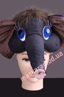 """Шапка """"Слон"""""""