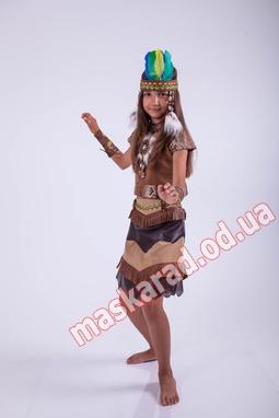 Индеец девочка