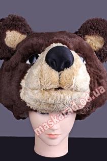 """Шапка """"Медведь 2"""""""