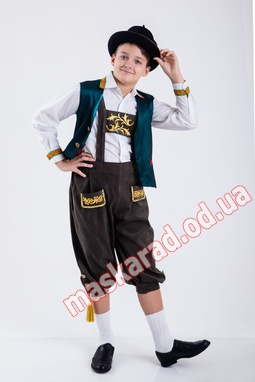Баварский мальчик